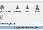 Push statt FTP