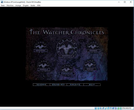 Watcher Chronicles